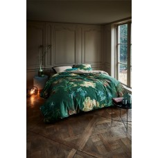 Beddinghouse x Van Gogh Museum Peonies Green