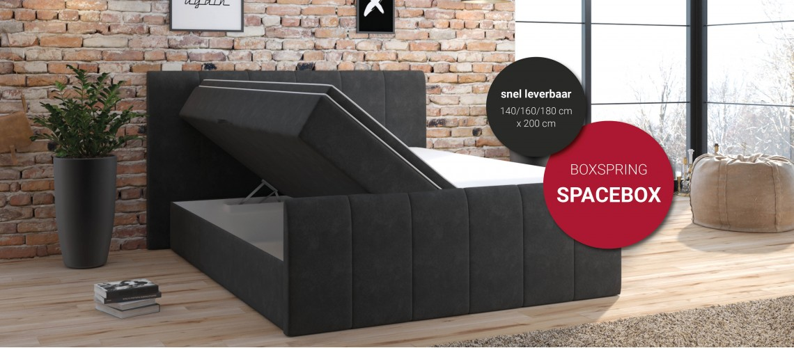 Boxspring Spacebox