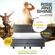 Boxspring Sunday H-1200